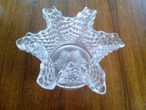 Rare Hobnail Rose Bowl in Houston, Texas