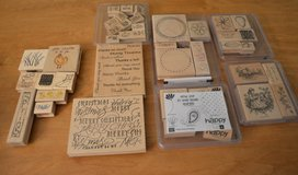 Stampin Up Stamp Sets in Batavia, Illinois