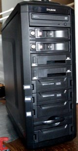 8 drive File Server in Bartlett, Illinois
