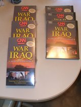 ~CNN WAR IN IRAQ~  (NIP) (LOT) in Camp Lejeune, North Carolina