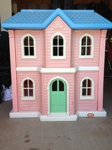 Vintage Child Size Little Tikes Doll House in Mountain Home, Idaho