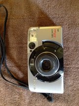 Old Canon Sureshot Camera in Cherry Point, North Carolina