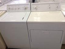 KENMORE WASHER DRYER SET HEAVY DUTY LARGE CAPACITY 30 DAY WARRANTY - $299 (ALEXANDRIA) in Fort Belvoir, Virginia