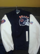 CHICAGO BEARS Lined Jacket in Elgin, Illinois