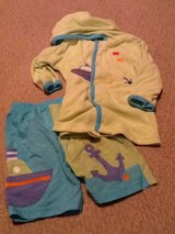 24 mth Boys Swim Suit & Cover Up in Sandwich, Illinois
