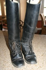 Dressage riding boots, full leather, Size 6/7 in Alamogordo, New Mexico