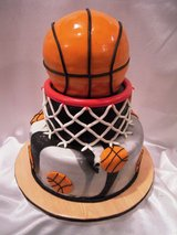 SPORTS CAKES in Fort Lewis, Washington