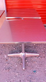 Chrome tables and chrome chairs in very god condition... in The Woodlands, Texas