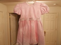 PINK W/ WHITE DRESS SZ 7 in Clarksville, Tennessee