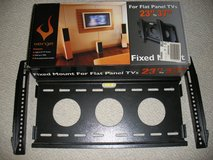 TV..Fixed Wall Mount for Flat Panel TV in Bartlett, Illinois