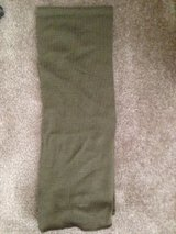 Military Wool Scarf in Nellis AFB, Nevada