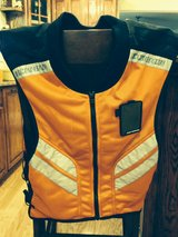 ICON Reflective Vest in Fort Bliss, Texas