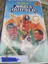 angels in the outfield vhs in Clarksville, Tennessee