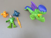 Fisher Price Imaginext Turtle Dragon Set in Orland Park, Illinois