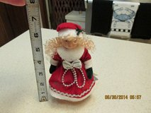 "Original 6.5"" ""Belinda Agnes"" Mini Porcelain Doll with stand.  Estate Quality - NWT in Houston, Texas"