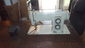 Sears Kenmore Cabinet Sewing Machine in Kankakee, Illinois