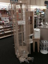 Rotating Wire Rack w/ Hooks in Westmont, Illinois