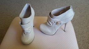 Pearl ankle boots in Travis AFB, California
