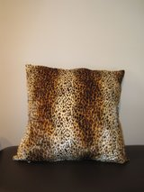 Decorator Animal Print Pillows in Schaumburg, Illinois
