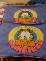 Vintage Garfield Luggage in Lawton, Oklahoma
