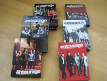 Entourage Seasons 1 to 6 HD DVD in Schaumburg, Illinois