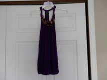 Purple beaded Tunic in Fort Riley, Kansas