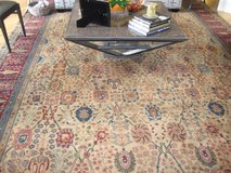 Karastan 10 x 14 Samovar Persian Vase Area Rung in Schaumburg, Illinois