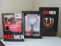 Mad Men Seasons 1, 2 & 3 HD DVD in Elgin, Illinois