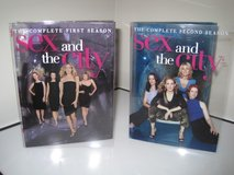 Sex and the City Seasons 1 and 2 HD DVD in Schaumburg, Illinois