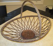 Wire Oval Designer Basket in Schaumburg, Illinois