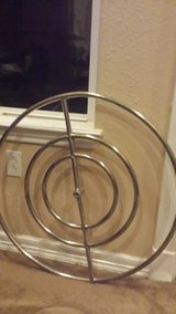 "Fire Pit Ring, Triple Ring, 36"" Diameter Stainless Steel Burner Ring in Conroe, Texas"