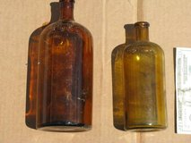 Antique Purex Bottles in Vista, California