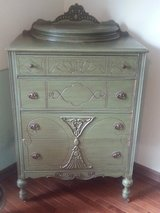 Antique dresser in Aurora, Illinois