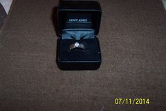 Silver ring in Conroe, Texas