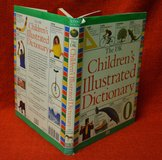 The DK Children's Illustrated Dictionary by John McIlwain (1994, Hardcover) in Aurora, Illinois