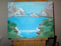 Paintings that would look awesome in a childs room from $150 in Camp Lejeune, North Carolina