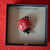 "Lady Bug -Brooch/Pin ""Jones New York"" in Lockport, Illinois"