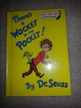 Dr. Seuss - There's a Wocket in my Pocket! book in Camp Lejeune, North Carolina
