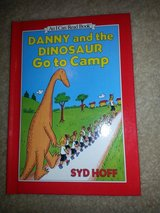 Danny and the Dinosaur Go to Camp book in Camp Lejeune, North Carolina
