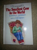 The Smallest Cow in the World book in Camp Lejeune, North Carolina