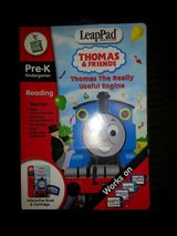NIP LeapFrog LeapPad Educational Game Thomas The Really Useful Engine Interactive Book & Cartridge in Camp Lejeune, North Carolina
