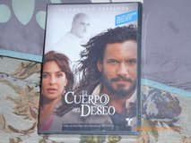 Novela El Cuerpo del Deseo New Sealed DVD in Fort Bragg, North Carolina