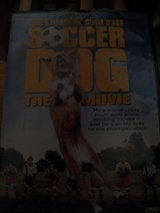 Soccer Dog: The Movie DVD in Kingwood, Texas