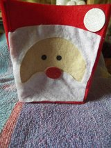 Felt Santa Bag in Houston, Texas