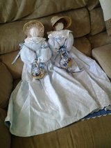 Bed Dolls New Made by Crafter in St. Charles, Illinois
