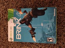 Brink xbox game in Fort Campbell, Kentucky