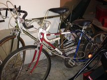 Bicycles - 70's in Joliet, Illinois