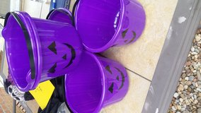 Halloween buckets(4) in Clarksville, Tennessee