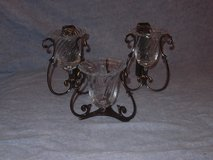 Candle Holder & 2 Sconces in DeKalb, Illinois