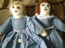 New- Hand Made Girl Dolls in Aurora, Illinois